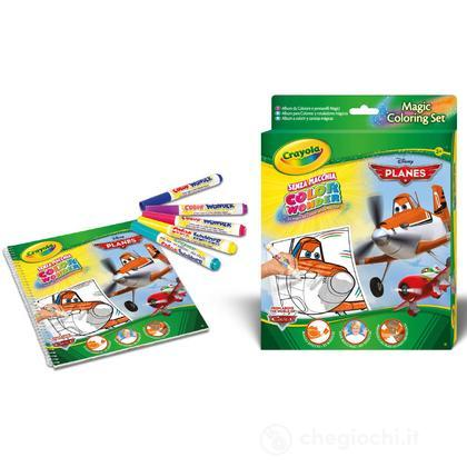Set Color Wonder Disney Planes