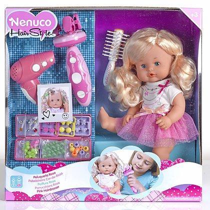 Bambola Nenuco Parrucchiera (700012385)