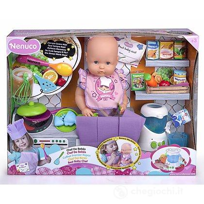 Bambola Nenuco Baby Chef (700012386)