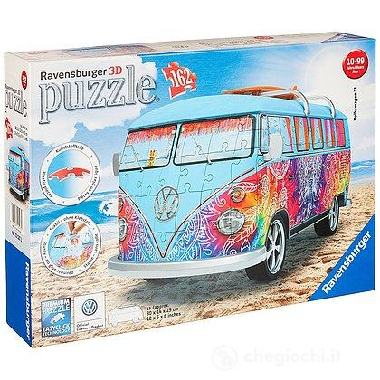 Camper Volkswagen - Indian Summer 3D puzzle (12527)