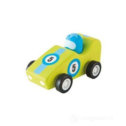 Macchinina F1 verde chiaro (82527)