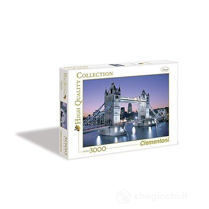 Tower Bridge 3000 pezzi High Quality Collection (33527)