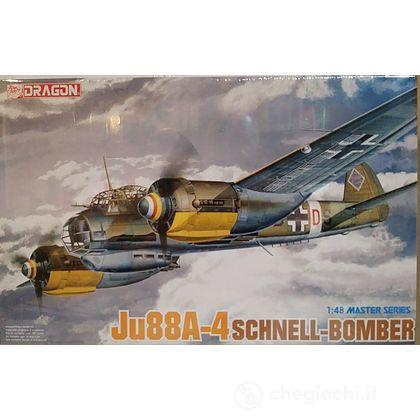 Aereo JU88A-4 SCHNELL-BOMBER 1/48 (DR5528)