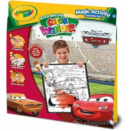 Color Wonder Art Collection Disney Cars