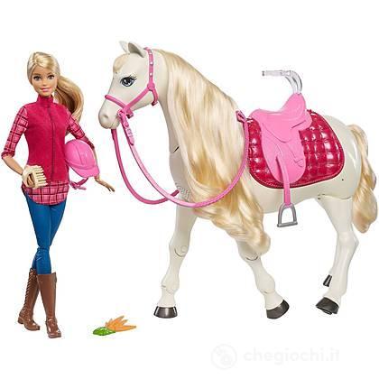 Barbie cavallo dei sogni (FRV36)