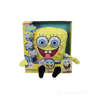 SpongeBob Peluche Interattivo (109490531)