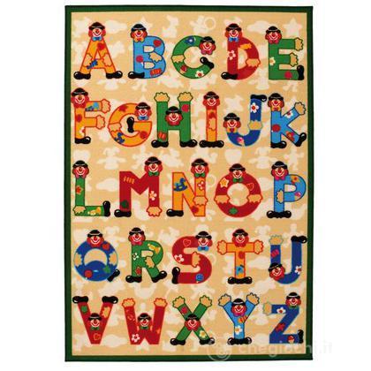 Tappeto Alfabeto 140x100 cm (60531)