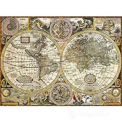 Old Map 3000 pezzi High Quality Collection (33531)