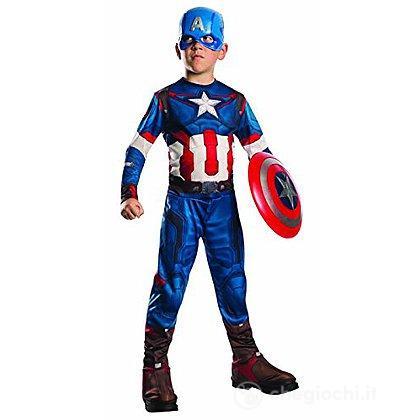 Costume Capitan America taglia L (610424)