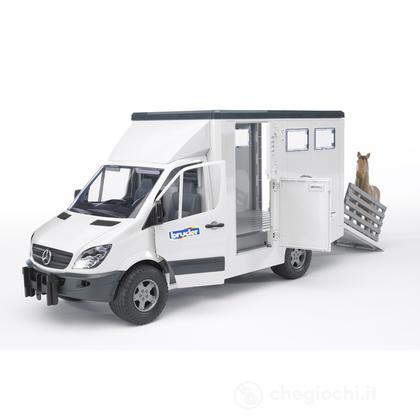 Mercedes Benz Sprinter trasporto animali  (2533)