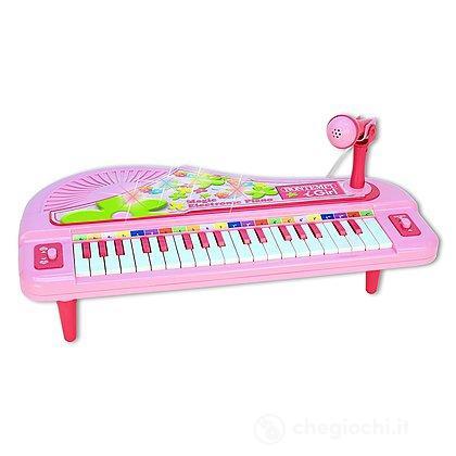 Pianoforte 37 tasti rosa (10 2071)