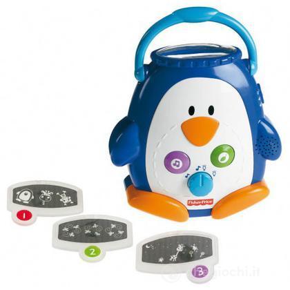 Pinguino Proiettore (W9893)