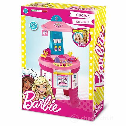 Cucina di Barbie 107 cm con Barbie