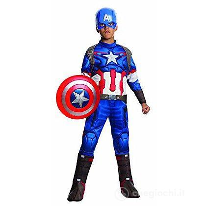 Costume Capitan America Avengers 2 Deluxe M