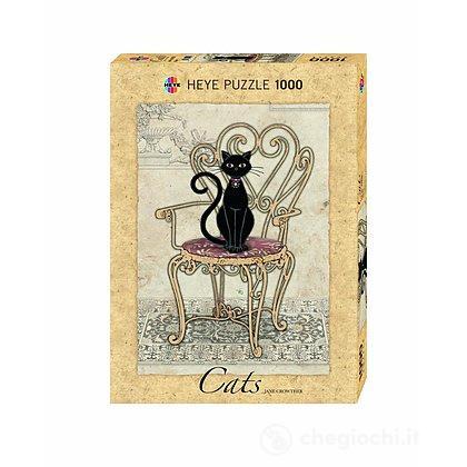 Puzzle 1000 Pezzi - Sedia