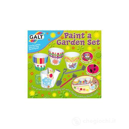 Colora il giardino
