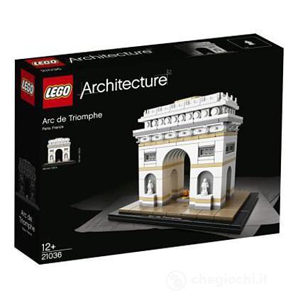 Arco di Trionfo - Lego Architecture (21036)