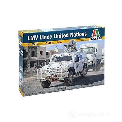 LMV Lince United Nations 1/35 (IT6535)