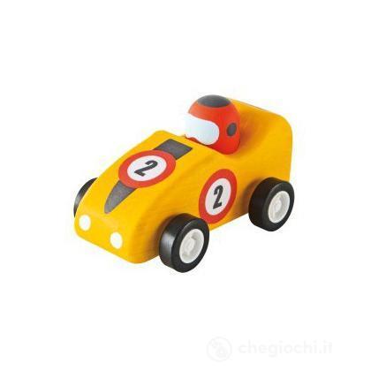 Macchinina F1 giallo (82535)