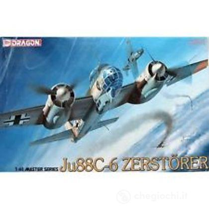 Aereo JU-88C-6 ZERSTORER 1/48 (DR5536)