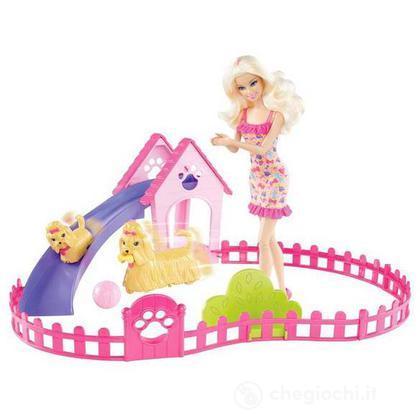 Il Parco dei Cuccioli di Barbie (X6559)