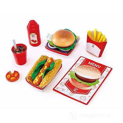 Fast Food Set (E3160)