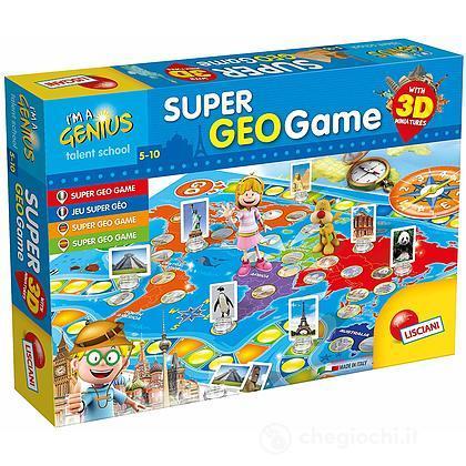 I'M A Genius Supergeo Game (65363)