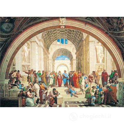 3000 pezzi - Raffaello - Scuola di Atene (33537)
