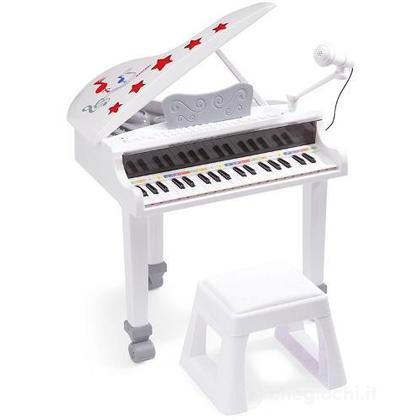 Pianoforte a coda con sgabello (GP3930)