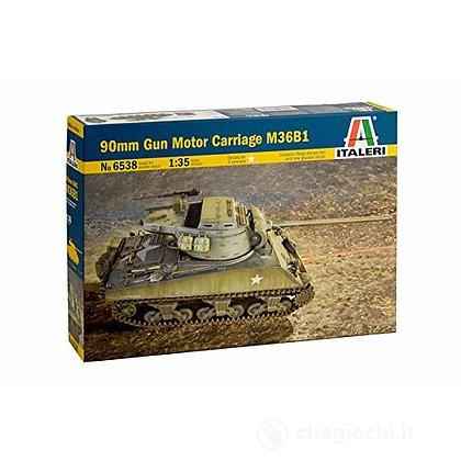 Carro armato M36B1 Tank Destroyer 1/35 (IT6538)