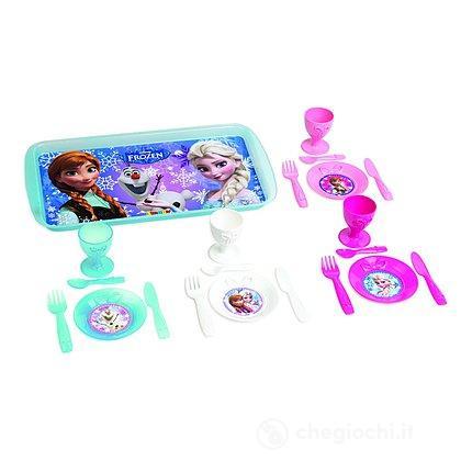 Disney Frozen servizio da tavola con vassoio (7600310539)