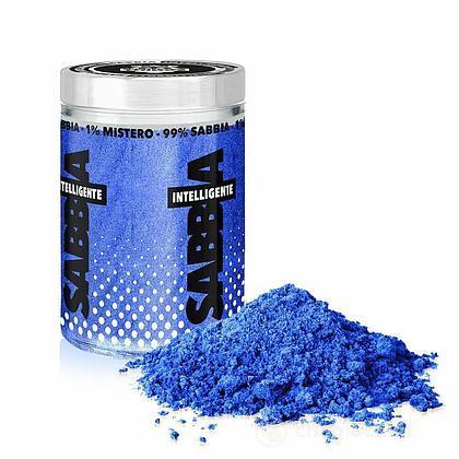 Sabbia Intelligente - Blu - 0,8 Kg