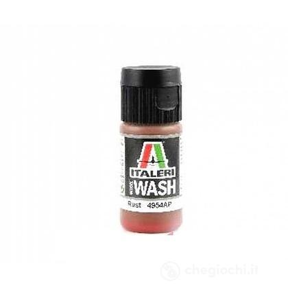 Colore acrilico wash 20 ml Ruggine (4954AP)