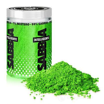 Sabbia Intelligente - Verde - 0,8 Kg