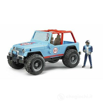 Jeep Cross Blu con Pilota (2541)