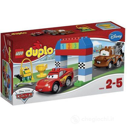 La grande sfida Disney Pixar Cars - Lego Duplo Cars (10600)