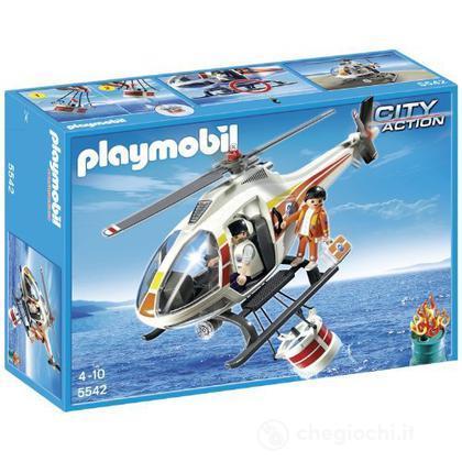 Elicottero della guardia costiera (5542)