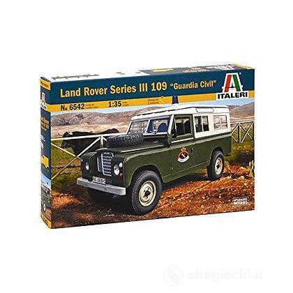 Land Rover 109 Guardia Civil 1/35 (IT6542)