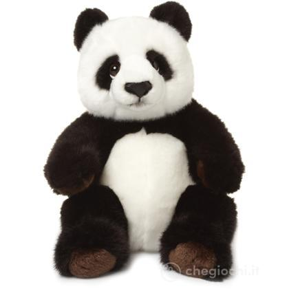 Panda seduto medio