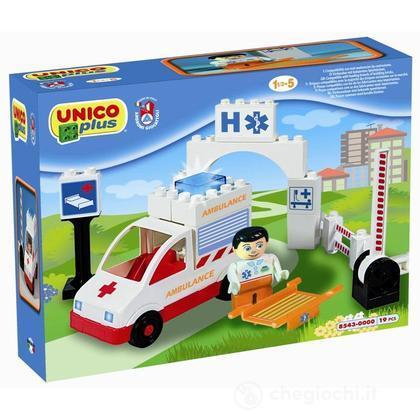 Ambulanza Unicoplus (85430)
