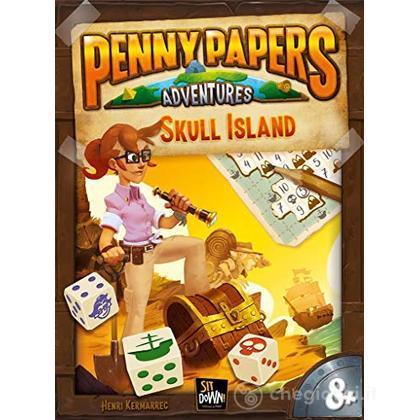 Penny Paper Adventures: Skull Island