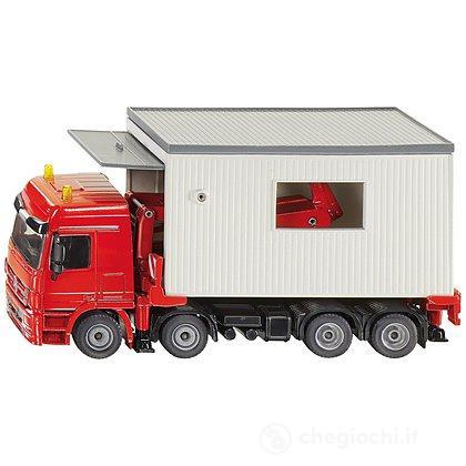 Camion trasporta container 1:50 (3544)