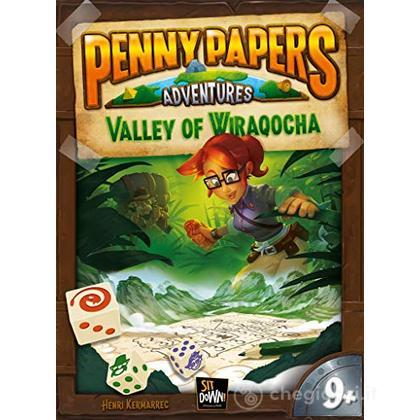 Penny Papers - Valley of Wiraqocha (SD45)