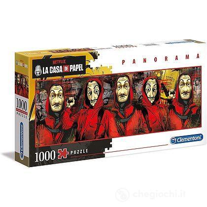 Panorama Collection - La Casa Di Carta - 1000 Pezzi (39545 )