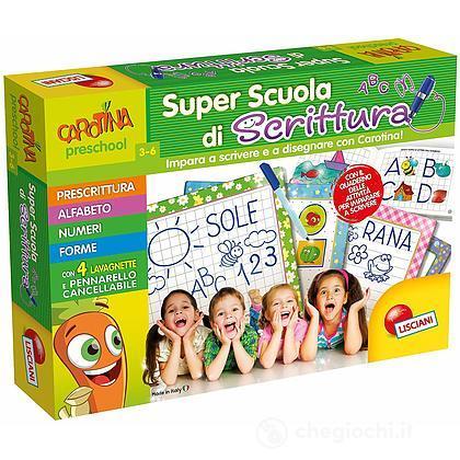 Carotina Maxi Scuola Di Scrittura (65455)