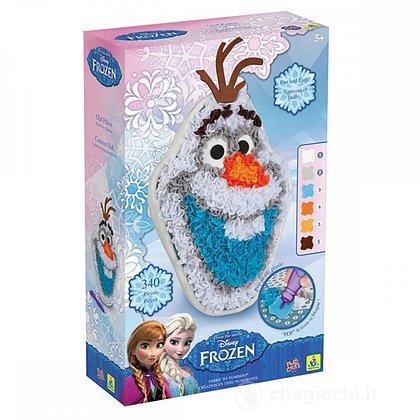 Cuscino Disney Frozen Plushcraft Olaf (11546-13)