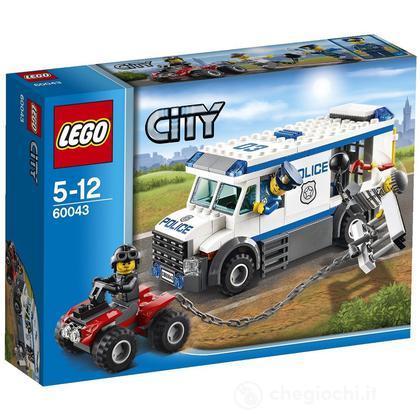 Cellulare della Polizia - Lego City (60043)