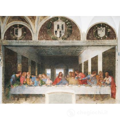 2000 pezzi - Leonardo - Cenacolo (32546)
