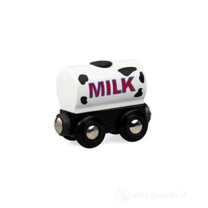 Vagone trasporto latte