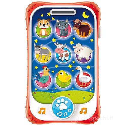 Carotina Baby Touch Phone Ninna Nanna
